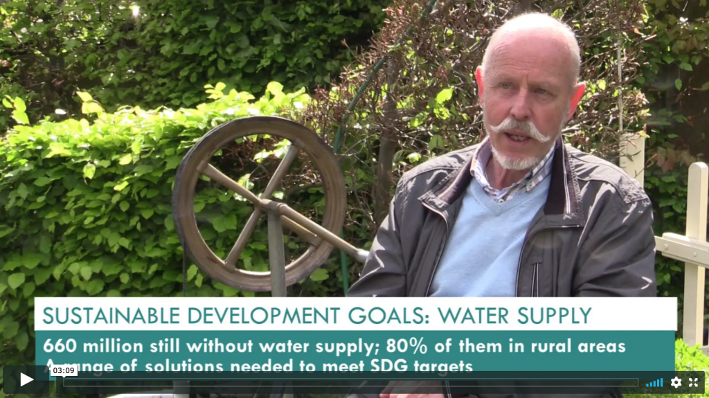Dutch International Cooperation in Rural Water Supply- The Future